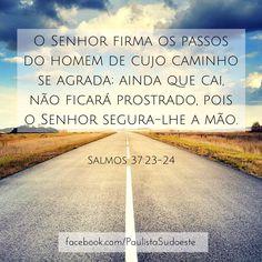 Salmos 37:23-24