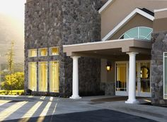 Fieldstone - Grey Weber Split Stone Gallery, Manufactured Stone, Stone Veneer, Grand Entrance, Commercial Design, Mother Nature, Design Projects, This Is Us, Exterior