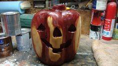 Red Cedar Jack O Lantern  sold