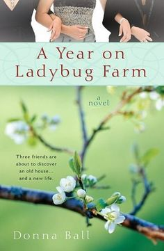 A Year on Ladybug Farm: This is the story of three friends who have been through so much life together, who love each other more than family could. They have the courage to risk that friendship by buying a huge, rundown farm estate in Tennessee and moving there together. It's a fun, fast read with touching moments. I'm already thinking of the cast for the movie.