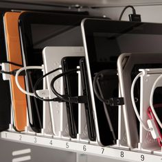 Anthro - iPad Cabinets for Charging and Storing iPads and Tablets