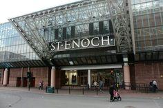 St. Enoch shopping mall , Glasgow