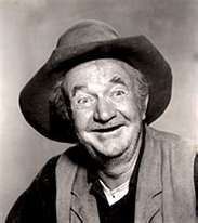 Walter Brennan, one of the best character actors...