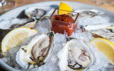 We always have Waterside Fresh Kennebunkport Seafood Restaurant Local Seafood, Seafood Restaurant, Seafood Dishes, Kennebunkport Maine, Clams, Oysters, New England, Nyc, Fresh