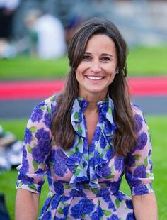 Adore this new pic of Pippa ❤️ She's such a sweet heart