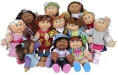 Our 10 Favorite Dolls for Girls of All Ages: Cabbage Patch Kids Fashionalities