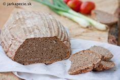 Kváskový chlieb s makom | jarkapecie.sk