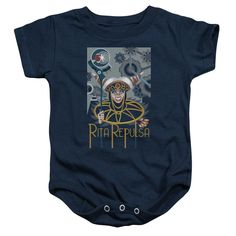 """Checkout our #LicensedGear products FREE SHIPPING + 10% OFF Coupon Code """"Official"""" Power Rangers / Rita Deco-infant Snapsuit(6 Mos) - Power Rangers / Rita Deco-infant Snapsuit(6 Mos) - Price: $29.99. Buy now at https://officiallylicensedgear.com/power-rangers-rita-deco-infant-snapsuit-6-mos"""