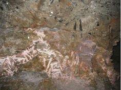 Elizabeth R. Mine (Hazel W. claim), Chief Mountain, Pala, Pala District, San Diego Co., California, USA