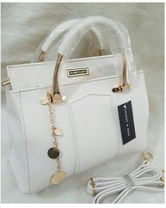 2e5422588224 White Charlies   Keith High Quality For Women Bag. Bvlgari Handbags