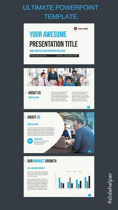 Download over 1500 fully editable professional PowerPoint template slides. Templates are ideal to create your business presentation in minutes without help of a professional designer. Professional Powerpoint Templates, Business Powerpoint Templates, Microsoft Powerpoint, Business Presentation, Small Business Marketing, Layout, Create, Stupid, Page Layout