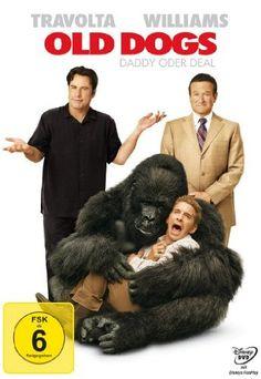 Old Dogs - Daddy oder Deal * IMDb Rating: 5,1 (21.618) * 2009 USA * Darsteller: John Travolta, Robin Williams, Kelly Preston,