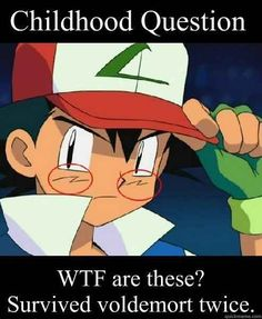 Childhood questions answered.