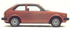 Honda Civic 2nd generation 1980