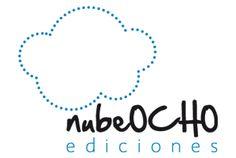 NUBE OCHO Editorial, Company Logo, Children's Literature, Short Stories, Libros, Cloud