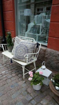 Porvoo Outdoor Furniture, Outdoor Decor, Bench, Home Decor, Decoration Home, Room Decor, Home Interior Design, Desk, Backyard Furniture