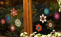 Hanging doilies | It´s official: I´m in love with them :) | Sonja010 | Flickr