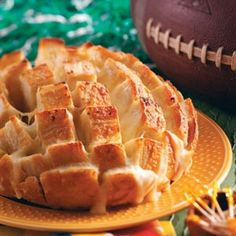 Party Cheese Bread Recipe from Taste of Home -- shared by Karen Grant of Tulare, California