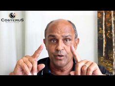 Aula de Pintura em Tela com Dicas e Técnicas Iniciais - Vídeo 3 | Professor Costerus - YouTube