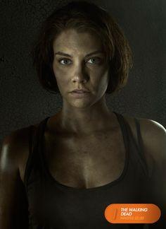 "Lauren Cohan es ""Maggie Greene"".  The Walking Dead - Martes 22.00  #TWD3ENFOX Mira contenido exclusivo en www.foxplay.com"