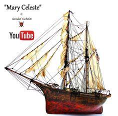 Mary Celeste, Sailing Ships, Boat, Boats