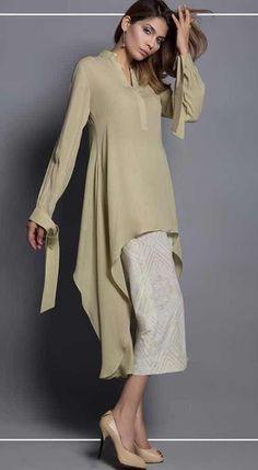 10 stylish ways to wear kurti Stylish Dress Designs, Designs For Dresses, Stylish Dresses, Casual Dresses, Fashion Dresses, Stylish Kurtis Design, Pakistani Dress Design, Pakistani Outfits, Indian Outfits
