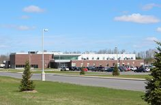 North Grenville District Highschool, Kemptville, ON - Agway Metals Inc.