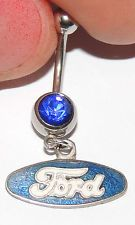 ford belly ring