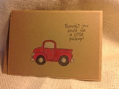 Get Well handmade card by SoInspiredByLife on Etsy