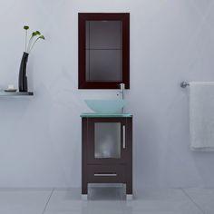 18 Inch Bathroom Vanity