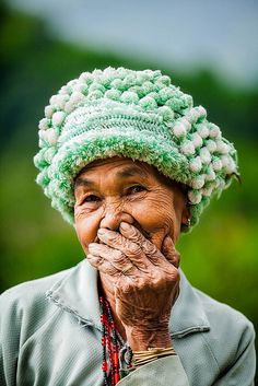 Hidden Smile  ~ Hre Minority Vietnam