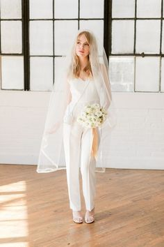 You know what part of wedding planning you can still pull off during COVID-19? Gathering alllll the inspo for your bridal ensemble. Outfits, shoes, accessories, hairstyles, makeup… give that Pinterest board the attention it deserves, alright? Wedding Jumpsuit, 100 Layer Cake, Pull Off, Pinterest Board, Bridal Looks, Wedding Planning, Wedding Day, Hairstyles, Wedding Dresses