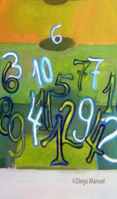 Argentina! Argentina! 2, acrylic on canvas, 95 x 140 cm. 2014