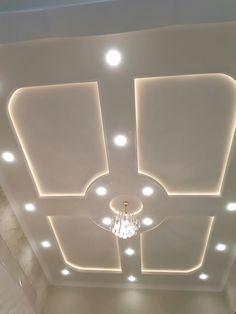 hall Drawing Room Ceiling Design, Simple False Ceiling Design, Plaster Ceiling Design, Interior Ceiling Design, Showroom Interior Design, House Ceiling Design, Ceiling Design Living Room, Bedroom False Ceiling Design, Ceiling Light Design