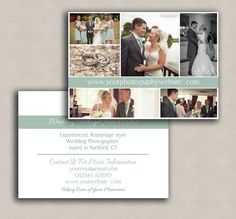 Wedding Photoshop Marketing Template for by PixelsandPine on Etsy