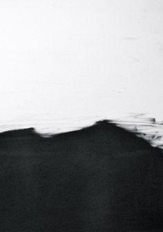Allan Redd | Land series | drawing detail