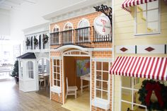 We are always looking for a fun place to spend a few hours playing indoors, so I was happy to find the newly-opened Play Street Museum in Frisco. We dropped by a few weeks ago, and I was so impressed with this fun space that I had to share it with you! Play Street Museum …