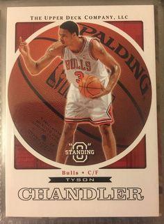 2003 Upper Deck Standing O Tyson Chandler 8 Bulls Near Mint Combined s H | eBay