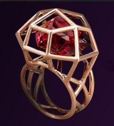Maxi Anéis de Lorenz Bäumer - Lorenz Bäuner's Maxi Rings