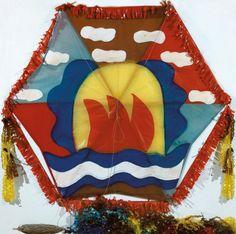 Ακριθάκης Αλέξης – Alexis Akrithakis [1939-1994] Part.II | paletaart3 – Χρώμα & Φώς Local Color, Greek Art, Color Of Life, The Creator, Abstract Art, Holiday Decor, Blog, Fictional Characters, Image