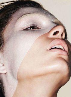 Beauty editorial - Vogue Japan