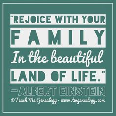 rejoice in your family albert - Google Search