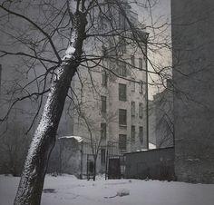 Petersburg by Alexey Titarenko Lausanne, Alexey Titarenko, Dada Art Movement, Street Photography, Landscape Photography, Kazimir Malevich, Street Gallery, Urban Landscape, Photomontage