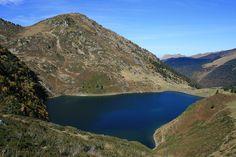 Lac de Bordères, via Flickr.