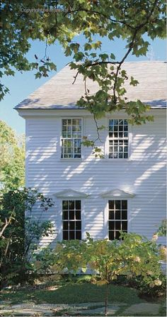 LOVE this simplicity...the Ministry Shop, Canterbury Shaker Village, Canterbury, NH