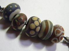 bargain bundle textured round bead mix ceramic clay bead strand no 34 ceramics ceramic clay and clay