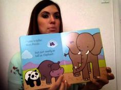 Baby books- Usborne Books and More - YouTube
