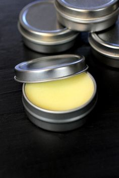 DIY: Argan Oil Cuticle Cream!
