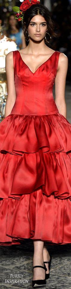Dolce & Gabbana Fall 2016 Alta Moda Collection Women's Fashion | Purely Inspiration: