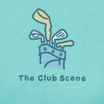Club Scene #Lifeisgood #Optimism #Golf